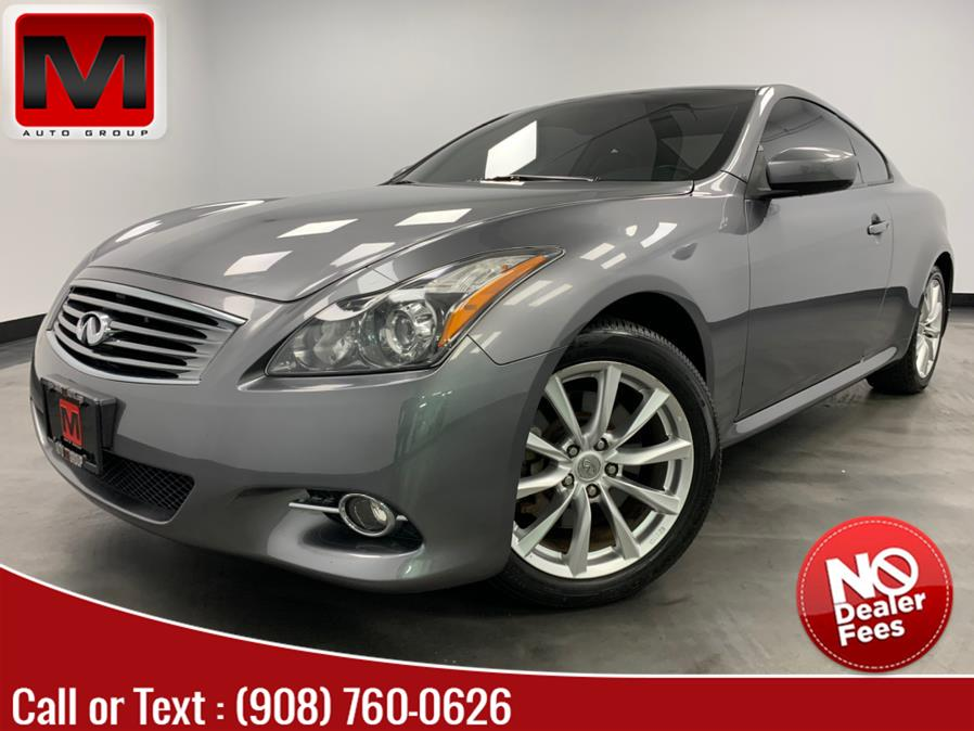 Used Infiniti G37 Coupe 2dr x AWD 2012 | M Auto Group. Elizabeth, New Jersey