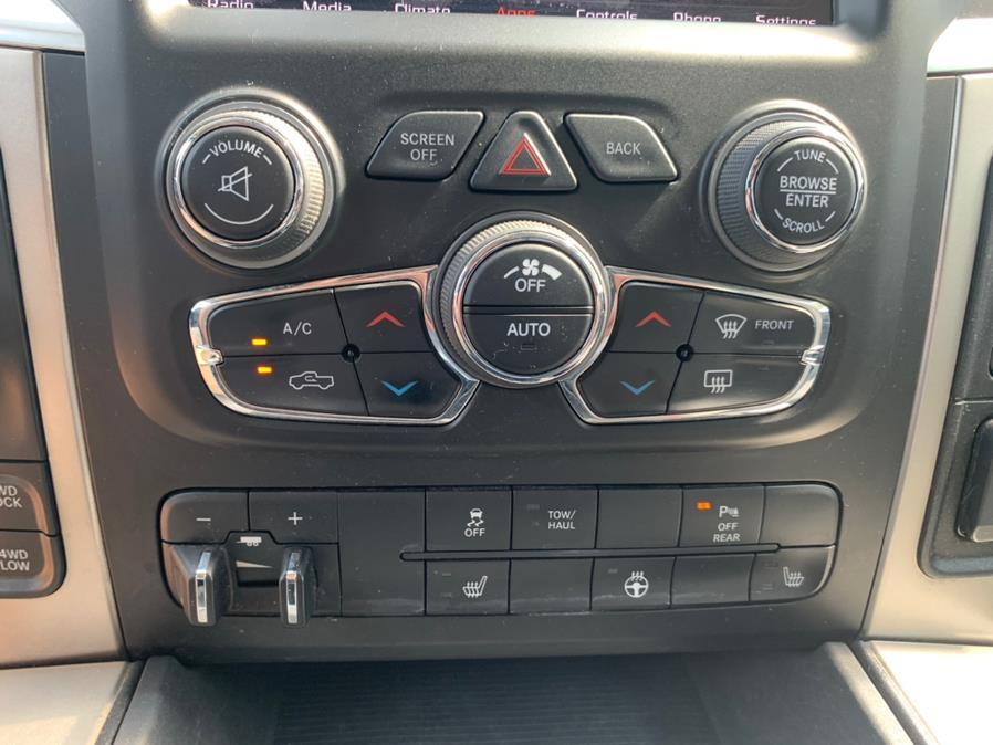 "Used Ram 1500 Big Horn 4x4 Quad Cab 6''4"" Box 2018 | Auto Haus of Irvington Corp. Irvington , New Jersey"