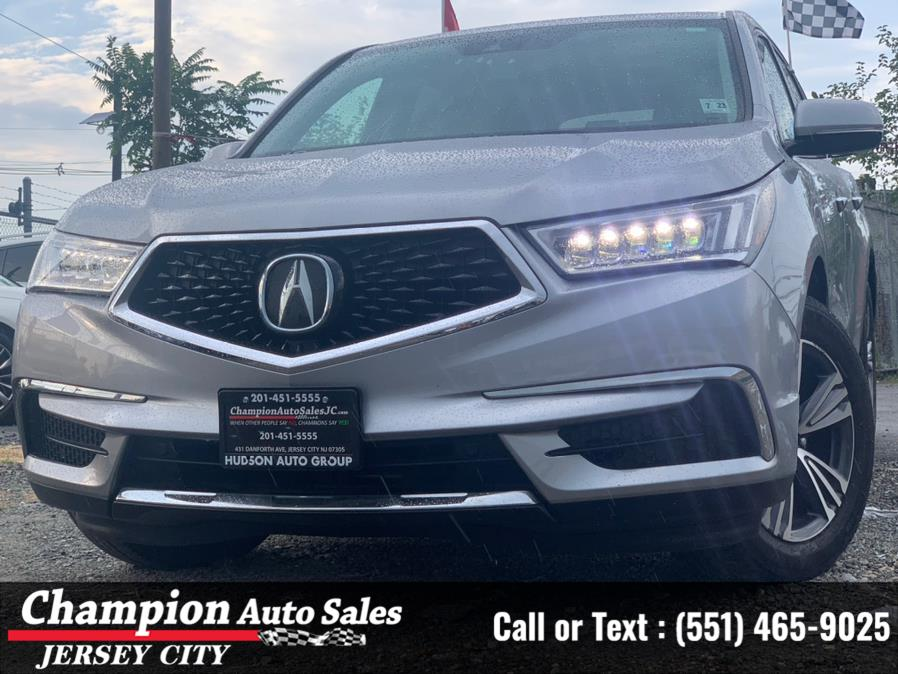 Used 2018 Acura MDX in Jersey City, New Jersey | Champion Auto Sales. Jersey City, New Jersey
