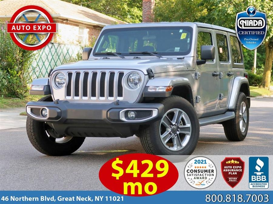 Used 2019 Jeep Wrangler in Great Neck, New York | Auto Expo Ent Inc.. Great Neck, New York