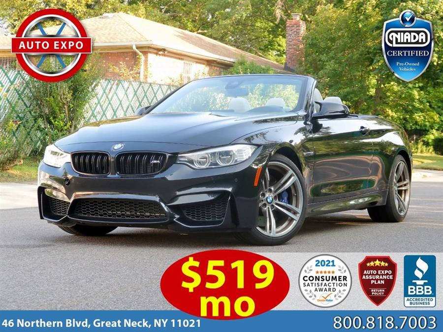 Used 2015 BMW M4 in Great Neck, New York | Auto Expo Ent Inc.. Great Neck, New York