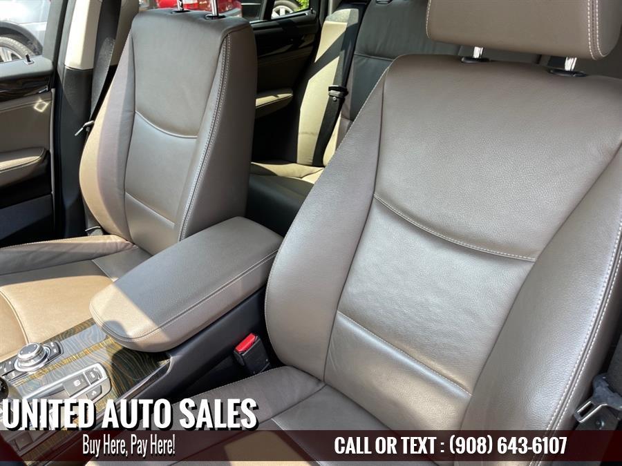 Used BMW X3 XDRIVE28I 2013 | United Auto Sale. Newark, New Jersey