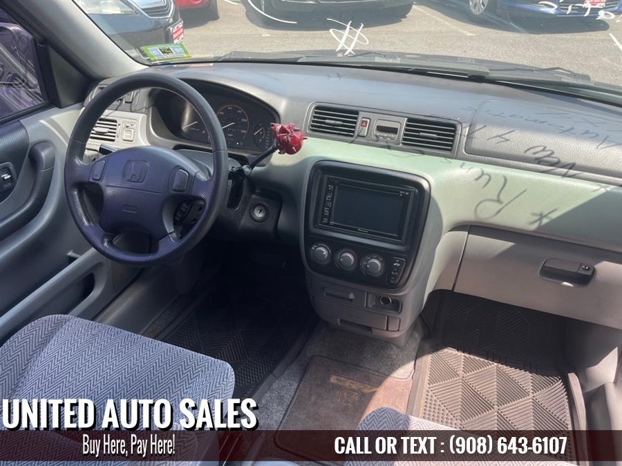 Used Honda Cr-v LX 1998 | United Auto Sale. Newark, New Jersey