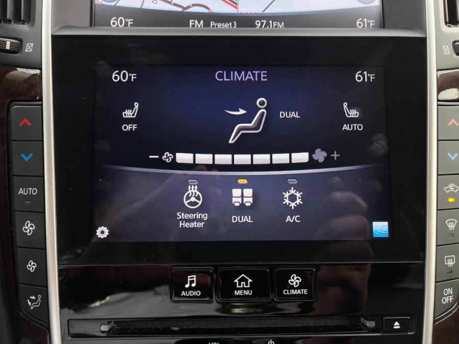 Used INFINITI Q50 3.0t LUXE AWD 2018   Champion Auto Hillside. Hillside, New Jersey