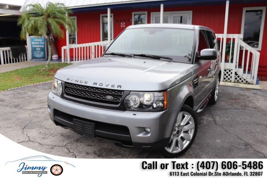 Used Land Rover Range Rover Sport 4WD 4dr HSE 2013   Jimmy Motor Car Company Inc. Orlando, Florida
