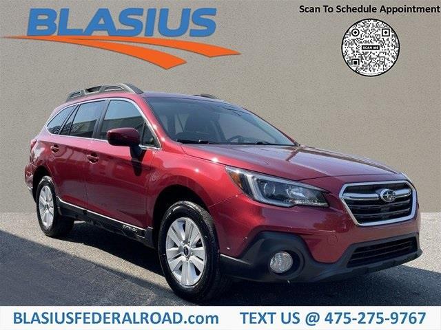 Used Subaru Outback 2.5i Premium 2019 | Blasius Federal Road. Brookfield, Connecticut