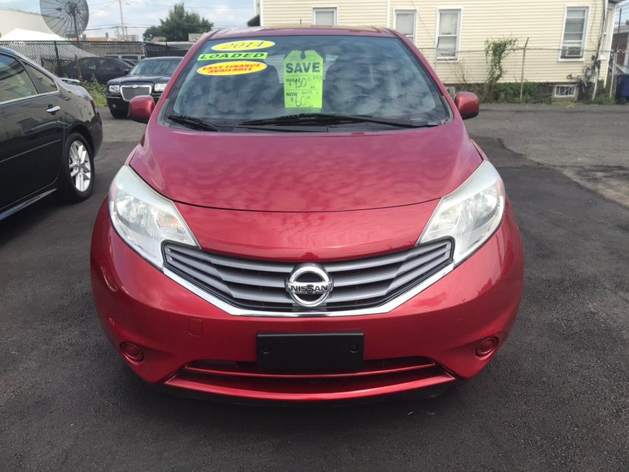 Used Nissan Versa Note 5dr HB CVT 1.6 SV 2014 | Affordable Motors Inc. Bridgeport, Connecticut