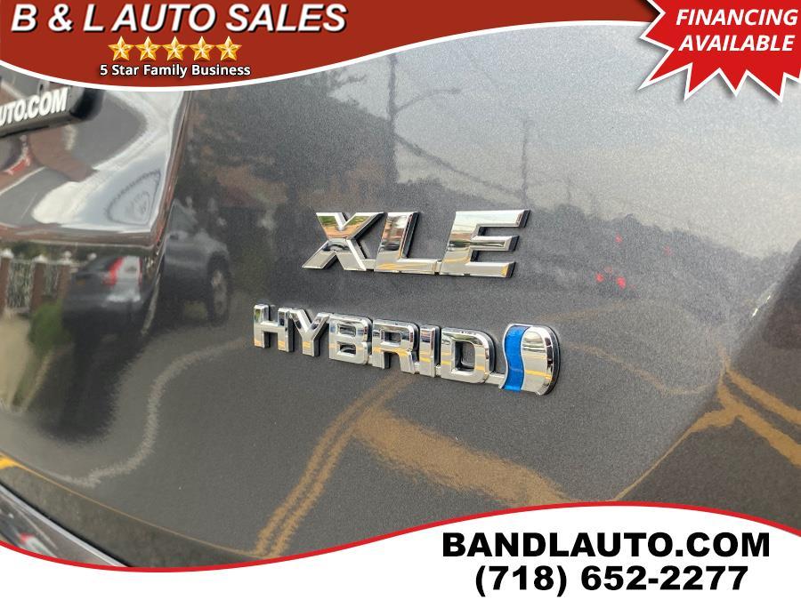 Used Toyota RAV4 Hybrid AWD 4dr XLE 2016 | B & L Auto Sales LLC. Bronx, New York