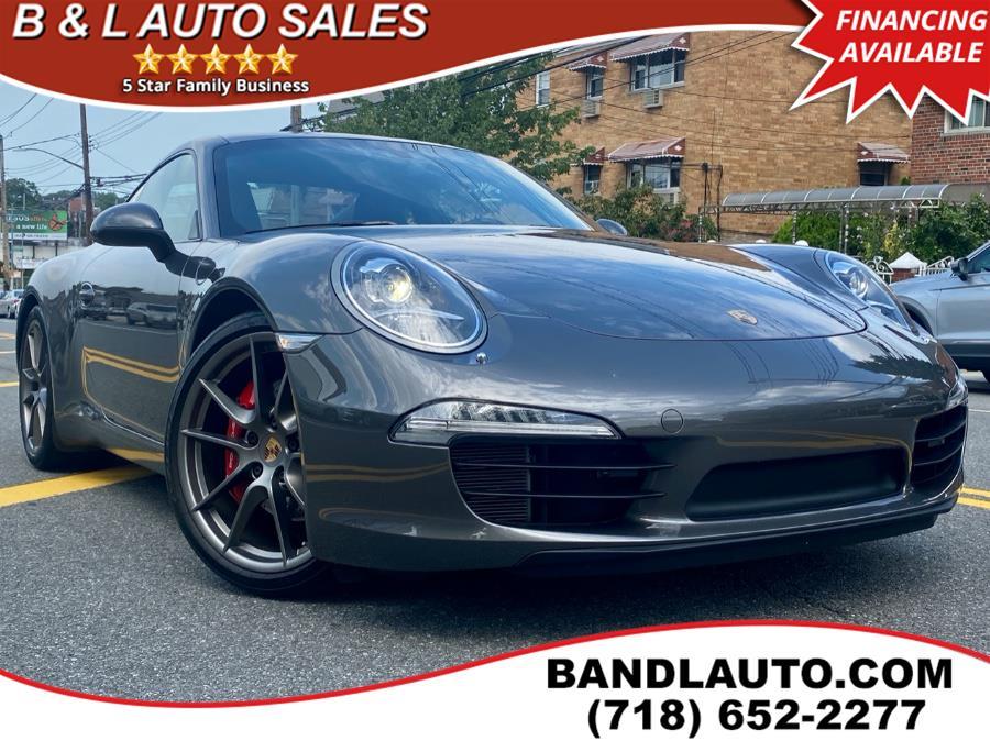 Used 2013 Porsche 911 in Bronx, New York | B & L Auto Sales LLC. Bronx, New York
