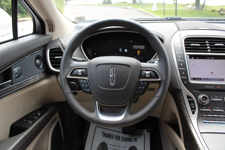 2019 Lincoln Nautilus Reserve AWD, available for sale in Great Neck, NY