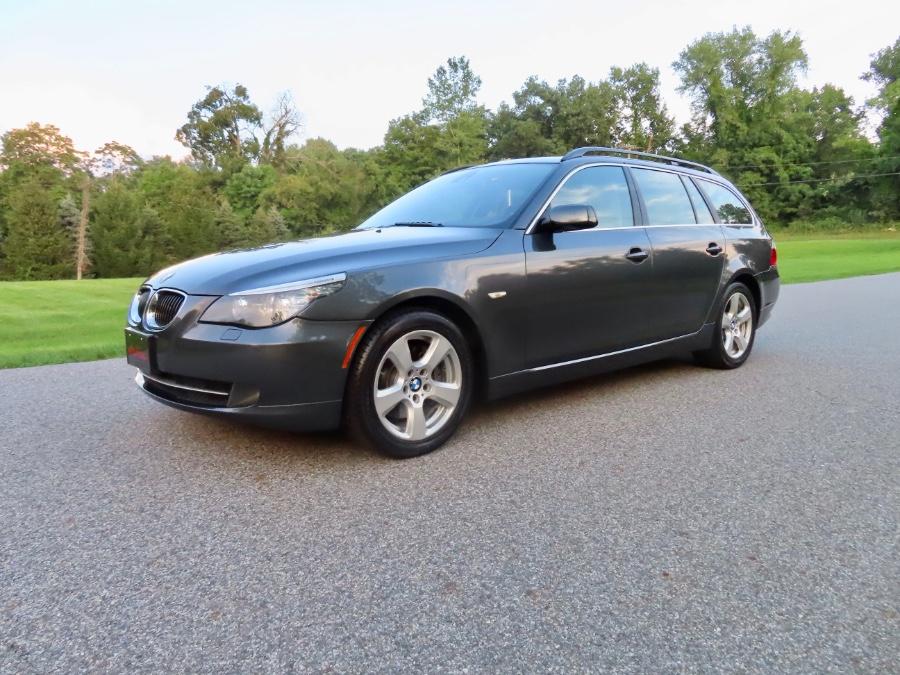 Used 2008 BMW 5 Series in North Salem, New York | Meccanic Shop North Inc. North Salem, New York