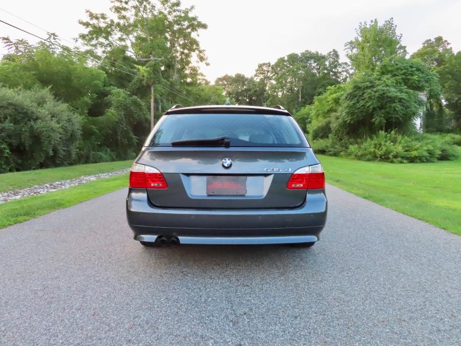 Used BMW 5 Series 4dr Sports Wgn 535xiT AWD 2008   Meccanic Shop North Inc. North Salem, New York