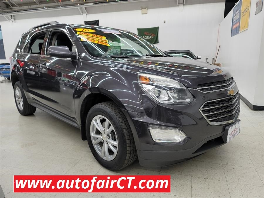 Used 2016 Chevrolet Equinox in West Haven, Connecticut