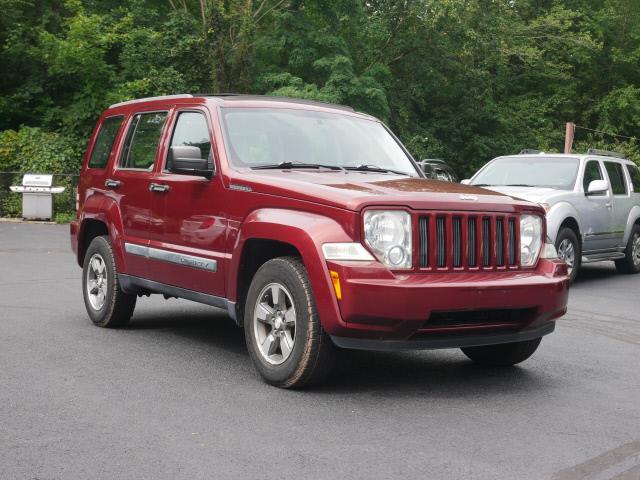 Used Jeep Liberty Sport 2008 | Canton Auto Exchange. Canton, Connecticut