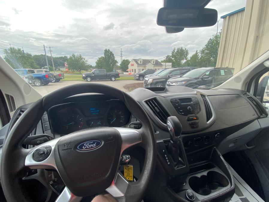 "Used Ford Transit Van T-250 148"" EL Hi Rf 9000 GVWR Sliding RH Dr 2018   Century Auto And Truck. East Windsor, Connecticut"