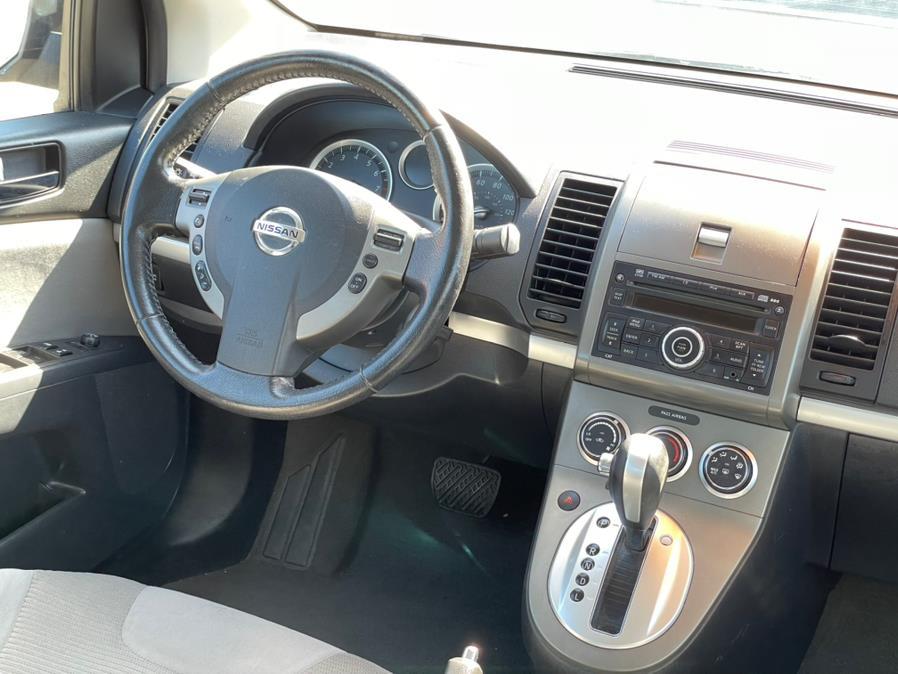 Used Nissan Sentra 4dr Sdn I4 CVT 2.0 2011   Green Light Auto. Corona, California