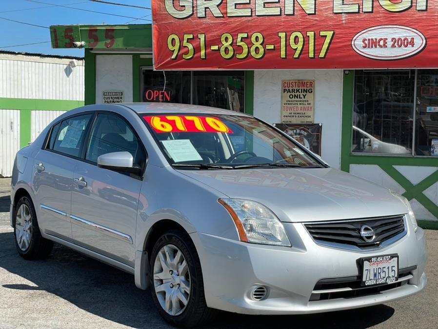 Used 2011 Nissan Sentra in Corona, California   Green Light Auto. Corona, California
