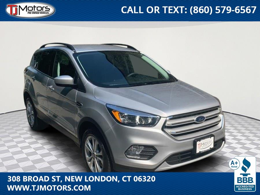 Used 2018 Ford Escape in New London, Connecticut | TJ Motors. New London, Connecticut