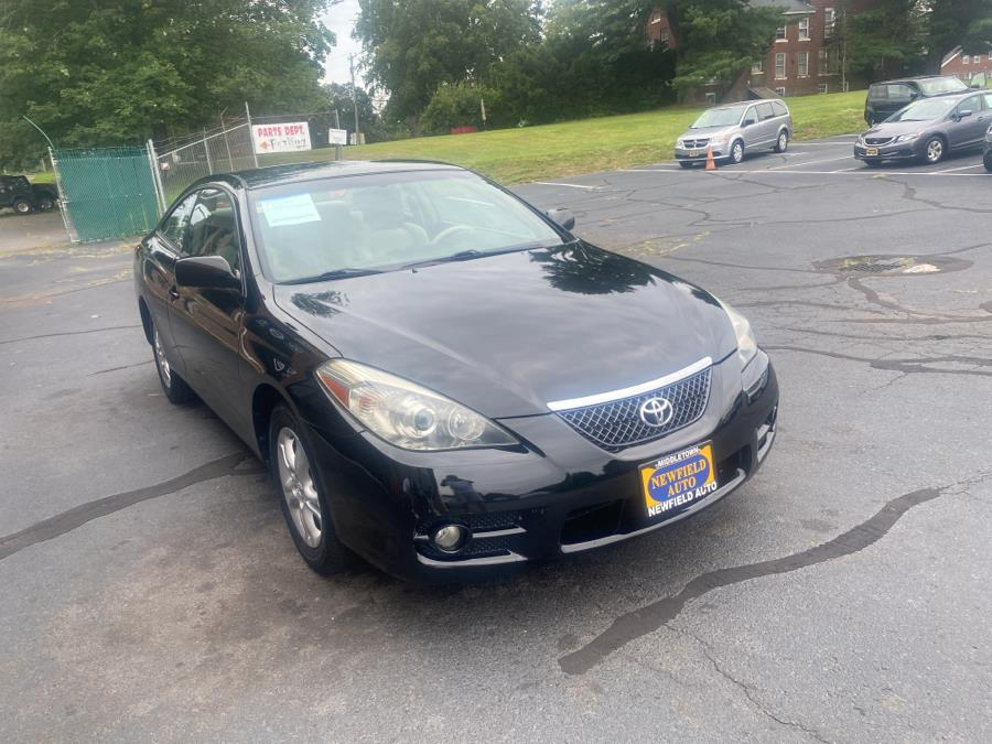 Used Toyota Camry Solara 2dr Cpe I4 Auto SE 2008 | Newfield Auto Sales. Middletown, Connecticut