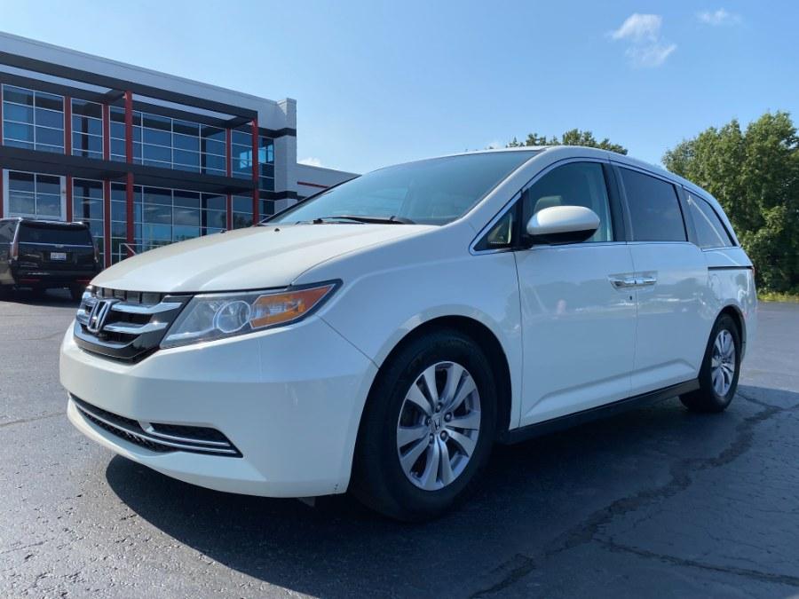 Used Honda Odyssey 5dr EX-L 2016 | Marsh Auto Sales LLC. Ortonville, Michigan