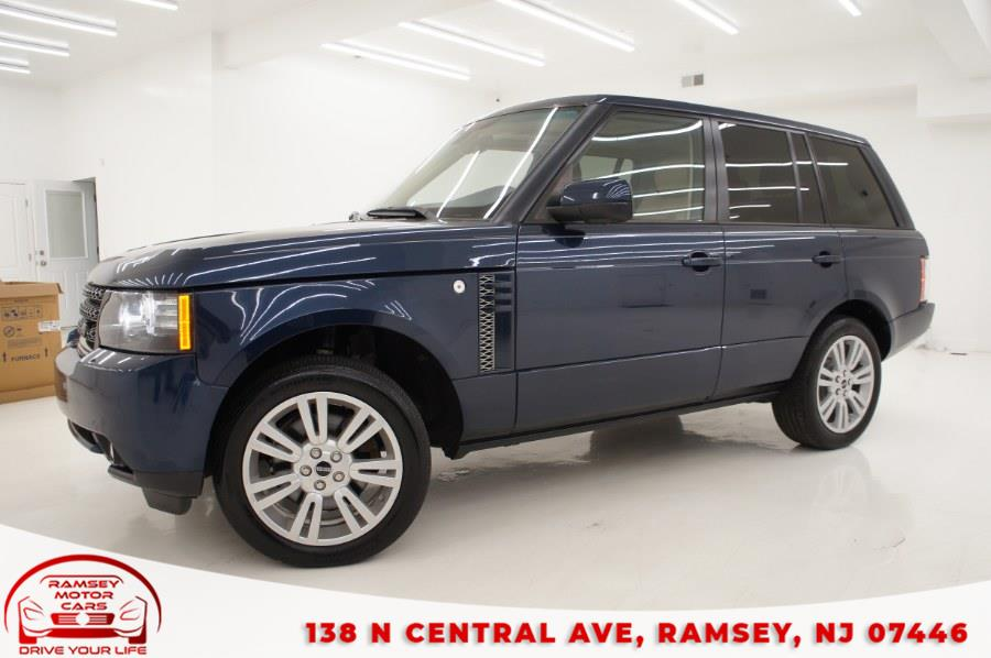 Used Land Rover Range Rover 4WD 4dr HSE LUX 2012 | Ramsey Motor Cars Inc. Ramsey, New Jersey