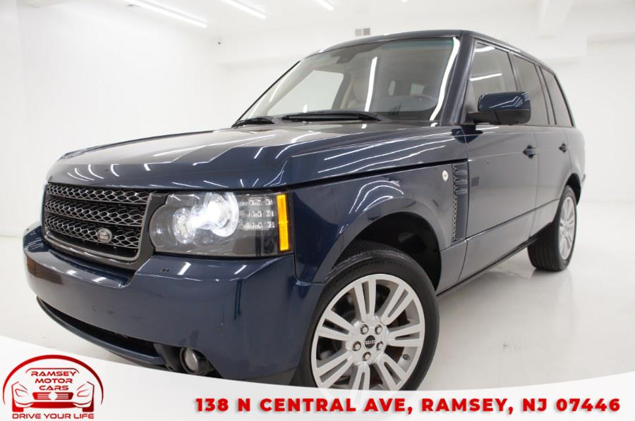 Used 2012 Land Rover Range Rover in Ramsey, New Jersey | Ramsey Motor Cars Inc. Ramsey, New Jersey
