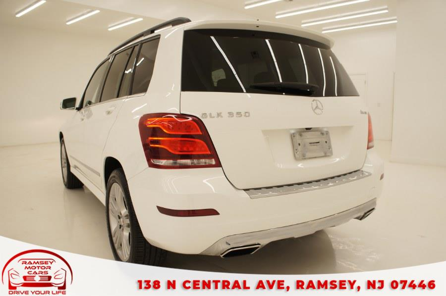Used Mercedes-Benz GLK-Class 4MATIC 4dr GLK350 2014 | Ramsey Motor Cars Inc. Ramsey, New Jersey