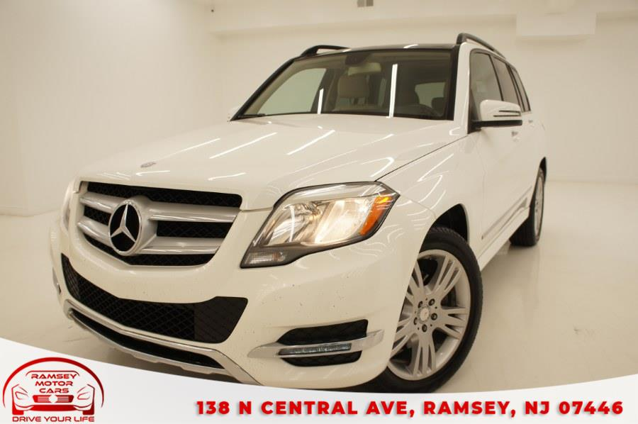 Used 2014 Mercedes-Benz GLK-Class in Ramsey, New Jersey | Ramsey Motor Cars Inc. Ramsey, New Jersey