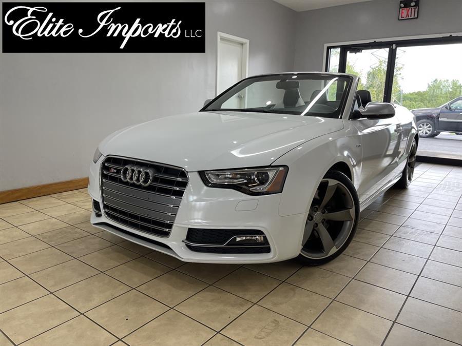 Used Audi S5 3.0 Cabriolet 2017   Elite Imports LLC. West Chester, Ohio
