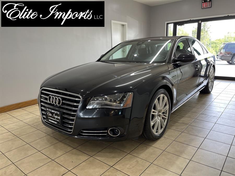 Used Audi A8 3.0T 2014 | Elite Imports LLC. West Chester, Ohio