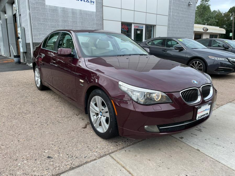 Used BMW 5 Series 4dr Sdn 528i xDrive AWD 2009 | Carsonmain LLC. Manchester, Connecticut