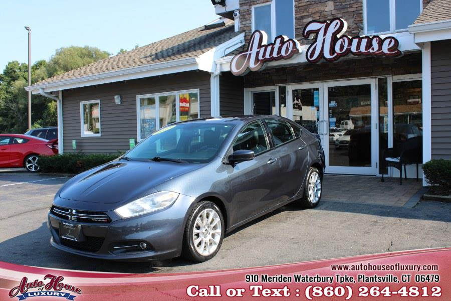 Used Dodge Dart 4dr Sdn Limited 2013 | Auto House of Luxury. Plantsville, Connecticut
