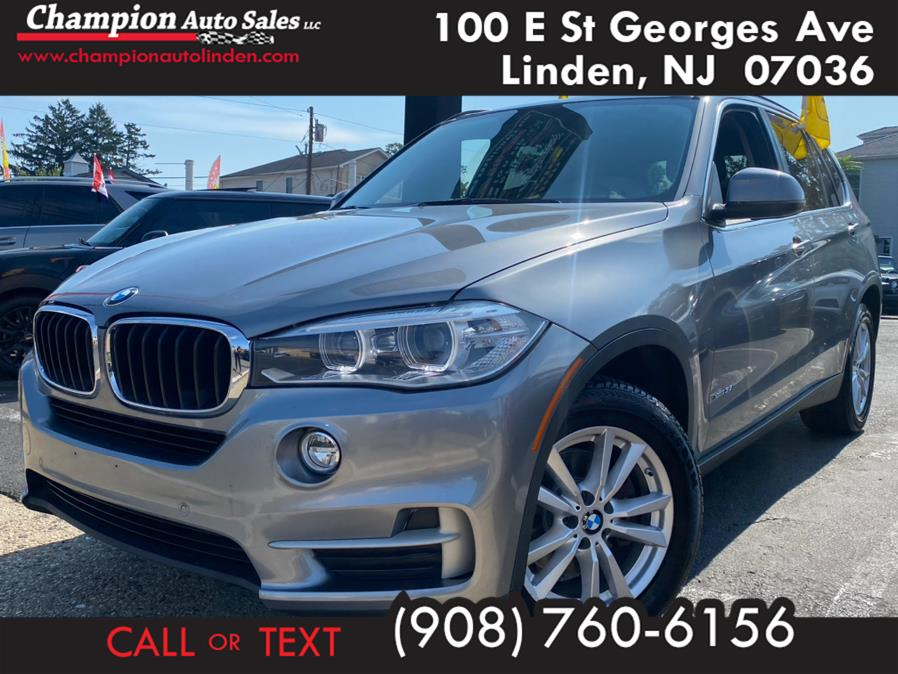 Used 2014 BMW X5 in Linden, New Jersey | Champion Used Auto Sales. Linden, New Jersey