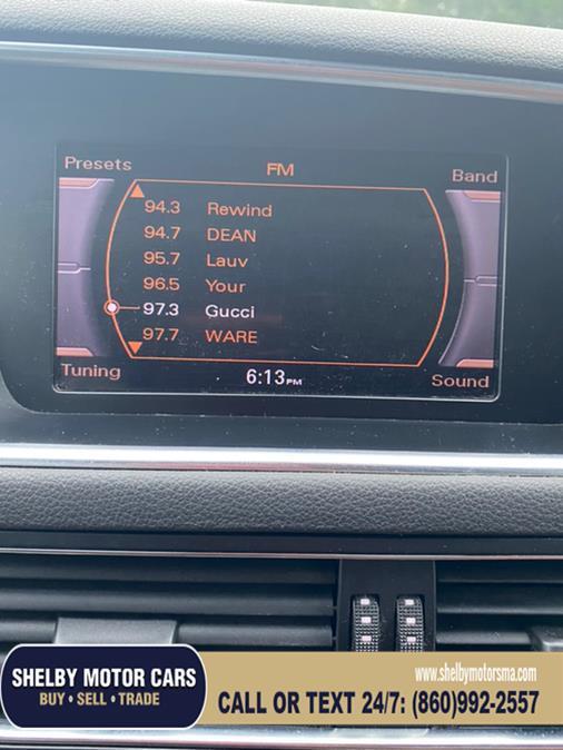 Used Audi Q5 quattro 4dr Premium Plus 2010 | Shelby Motor Cars. Springfield, Massachusetts