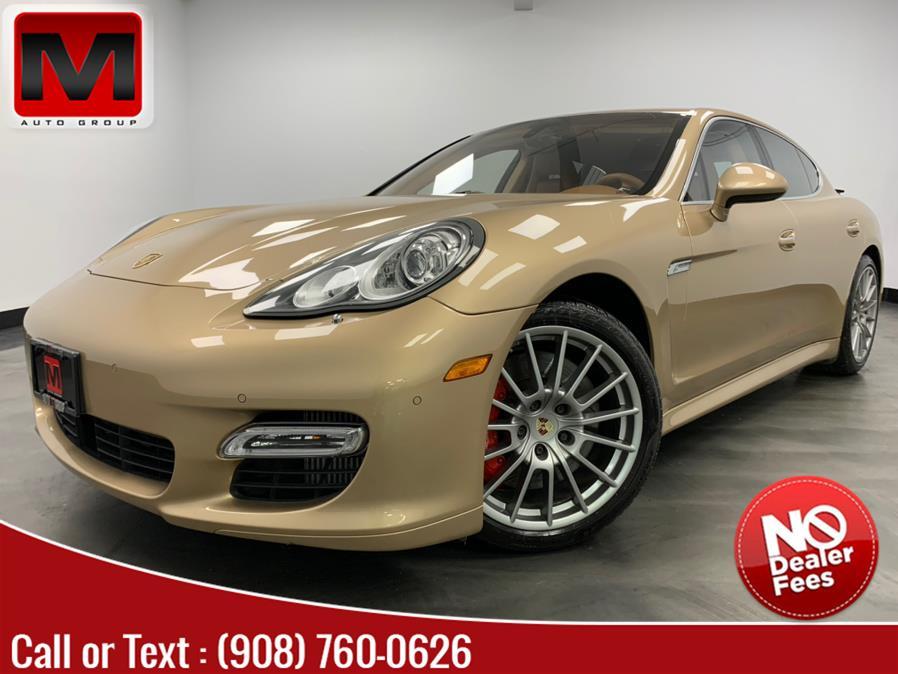 Used Porsche Panamera 4dr HB Turbo 2012 | M Auto Group. Elizabeth, New Jersey