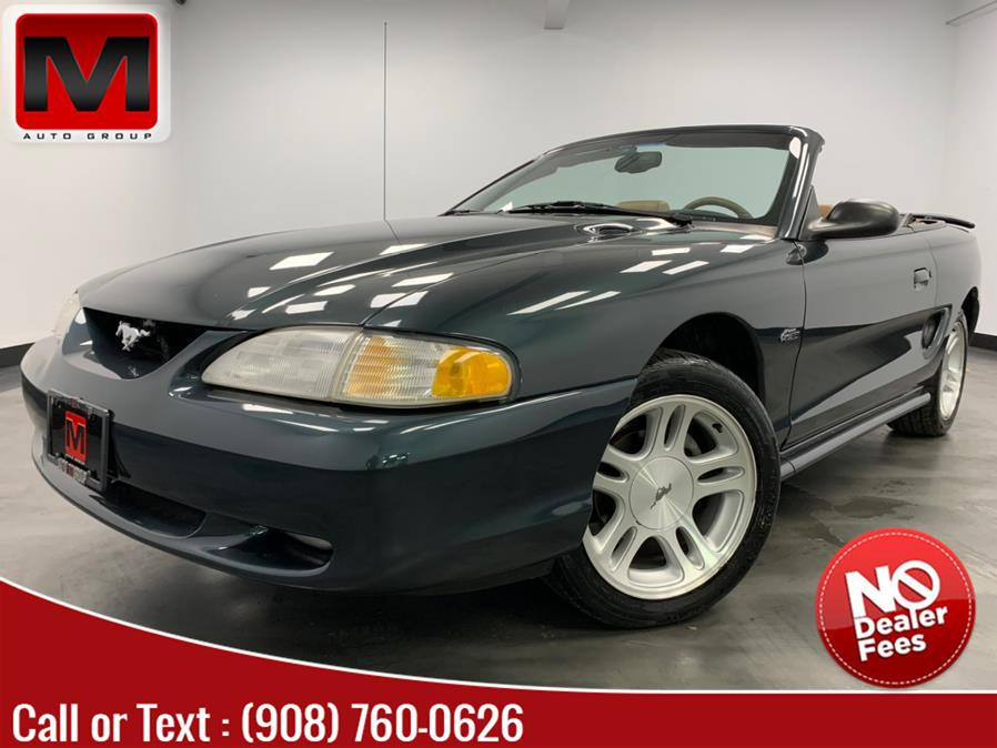 Used Ford Mustang 2dr Convertible GT 1998   M Auto Group. Elizabeth, New Jersey