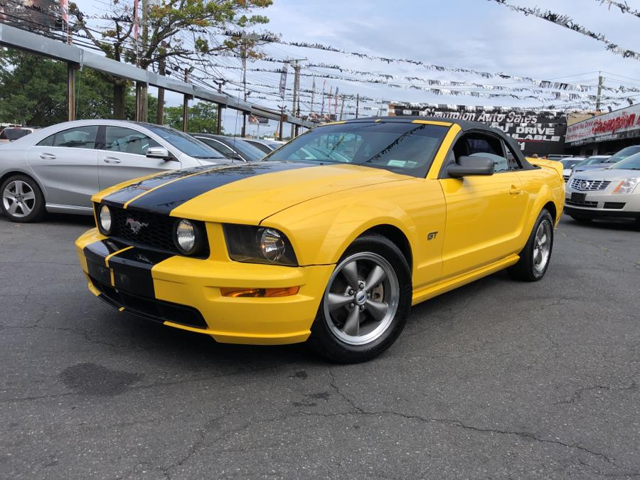Used Ford Mustang 2dr Conv GT Premium 2006 | Champion Auto Sales Of The Bronx. Bronx, New York