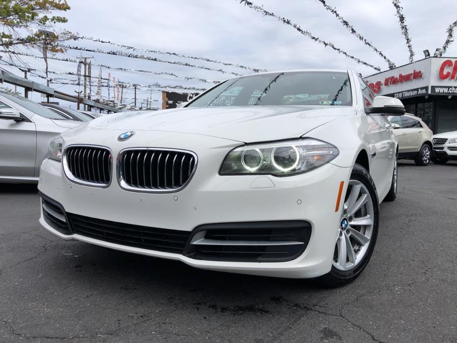 Used BMW 5 Series 4dr Sdn 528i xDrive AWD 2014 | Champion Auto Sales Of The Bronx. Bronx, New York