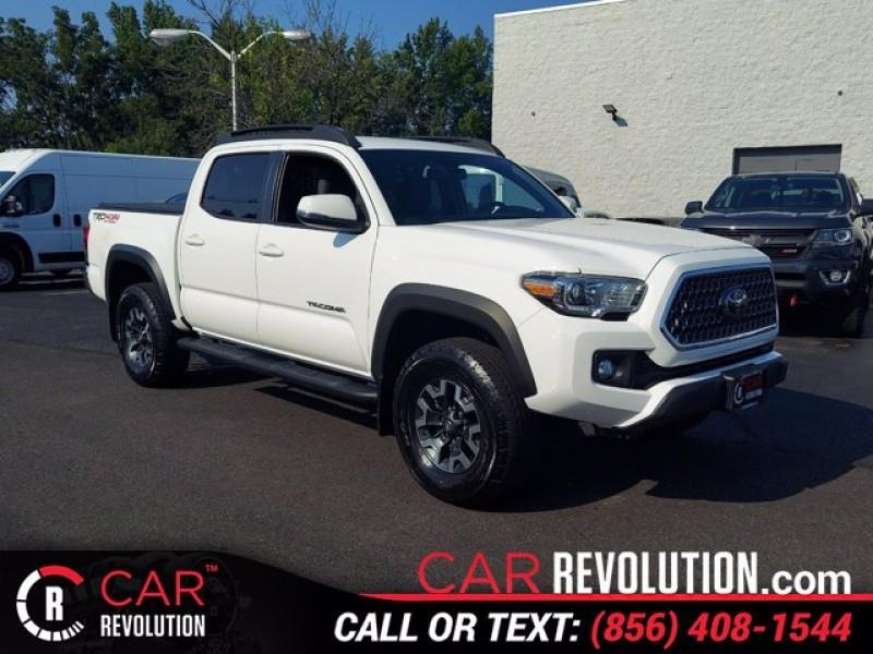 Used Toyota Tacoma TRD Off Road Double Cab 5' 2018   Car Revolution. Maple Shade, New Jersey