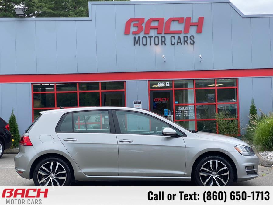 Used Volkswagen Golf 4dr HB Auto TSI SE 2015   Bach Motor Cars. Canton , Connecticut
