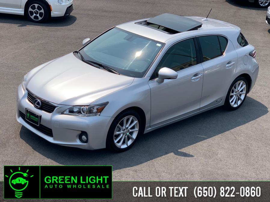 Used Lexus CT 200h Hybrid 2013   Green Light Auto Wholesale. Daly City, California