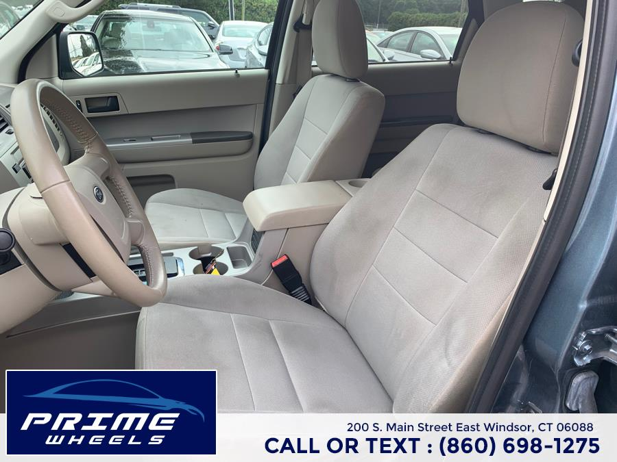 Used Ford Escape FWD 4dr XLT 2011   Prime Wheels. East Windsor, Connecticut