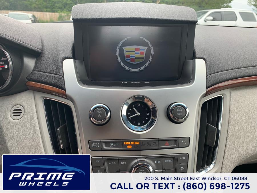 Used Cadillac CTS Coupe 2dr Cpe Premium AWD 2011 | Prime Wheels. East Windsor, Connecticut