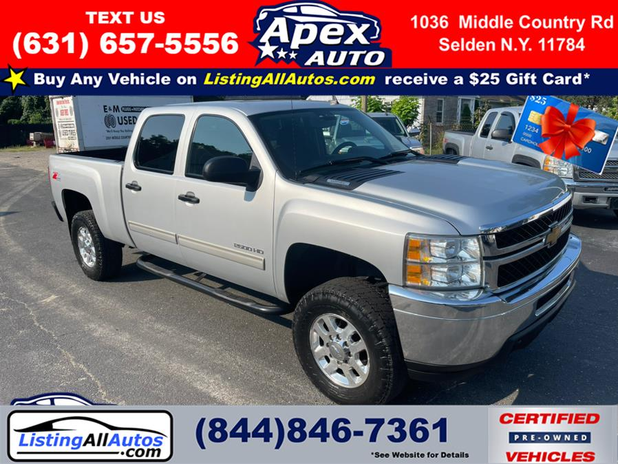 Used 2013 Chevrolet Silverado 2500HD in Patchogue, New York   www.ListingAllAutos.com. Patchogue, New York