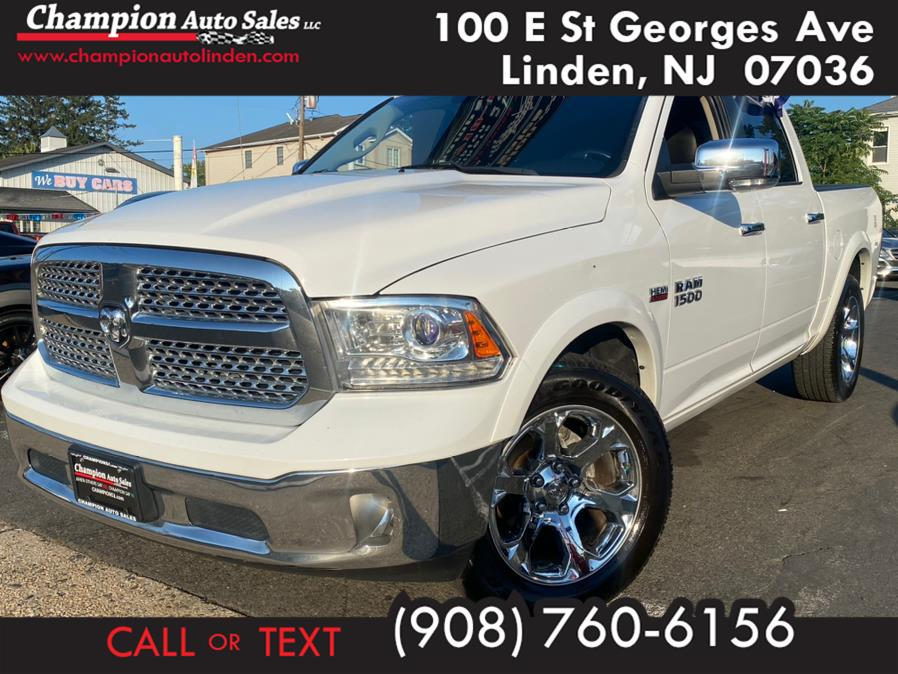 Used 2018 Ram 1500 in Linden, New Jersey | Champion Auto Sales. Linden, New Jersey
