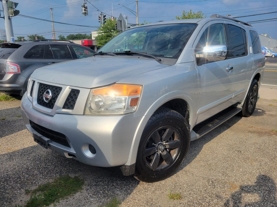 Used 2010 Nissan Armada in Patchogue, New York | Romaxx Truxx. Patchogue, New York