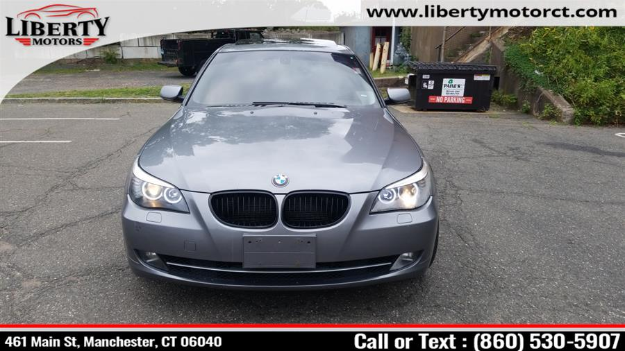 Used BMW 5 Series 4dr Sdn 528xi AWD 2008 | Liberty Motors. Manchester, Connecticut