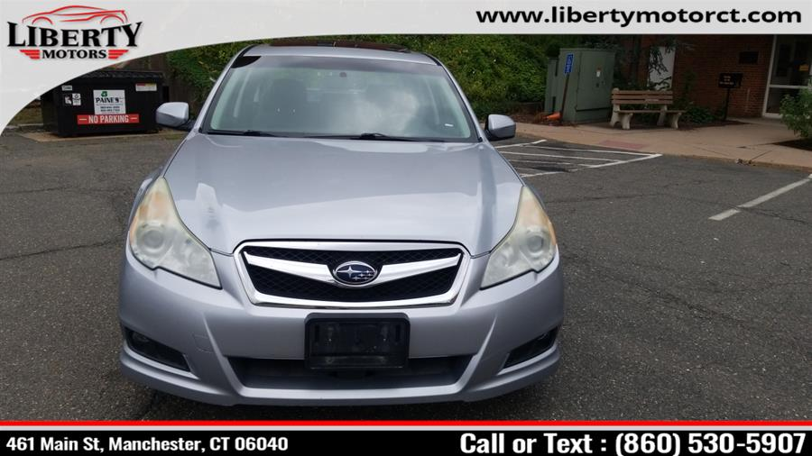 Used Subaru Legacy 4dr Sdn H6 Auto 3.6R Limited 2012   Liberty Motors. Manchester, Connecticut