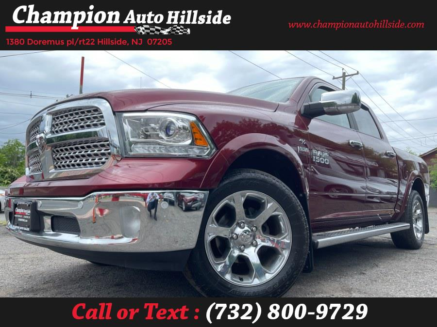 Used 2017 Ram 1500 in Hillside, New Jersey | Champion Auto Hillside. Hillside, New Jersey