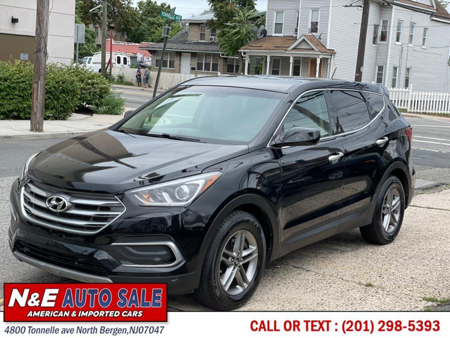 Used Hyundai Santa Fe Sport 2.4L Auto AWD 2018   N&E Auto Sale LLC. North Bergen, New Jersey